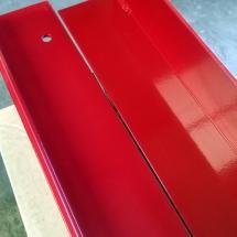 staal | poedercoating | RAL 3003 | #180131
