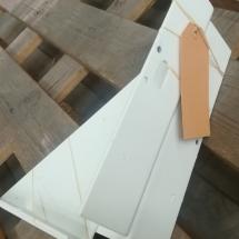 aluminium | primer + poedercoating | RAL 9016 | #180125