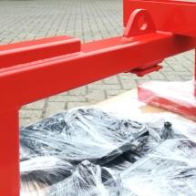 staal | primer + poedercoaten | RAL 2002 rood | #180162